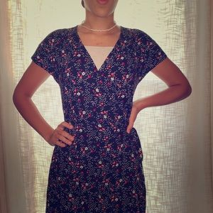 Divided Dresses - Wrap Dress
